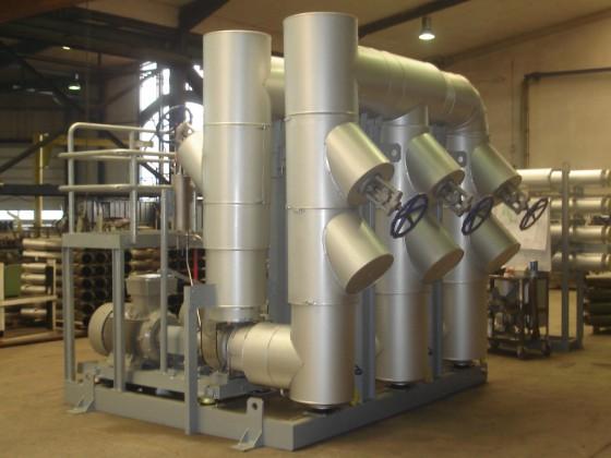 Abwärme Grundstoffchemie