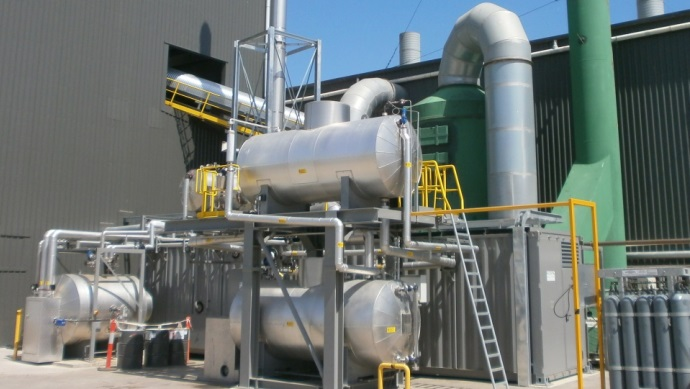 Dampferzeuger, Heating-cooling plants, Renewable energies, Special plants, Steam generator