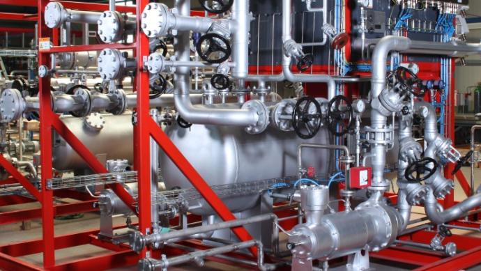 1 elektrischer Erhitzer (Extruder) - 1 electrical heater (extruder)