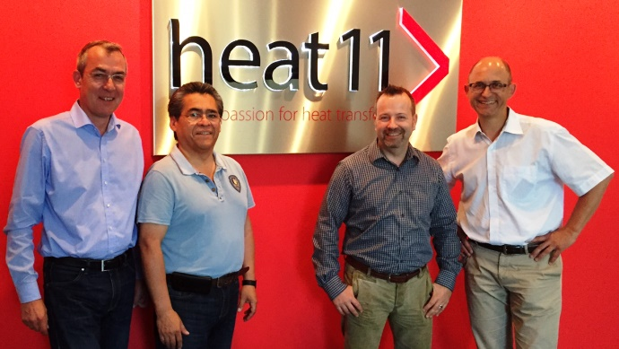 heat 11 verpflichtet Andrew Lochbrunner für Flüssigsalzanlagen