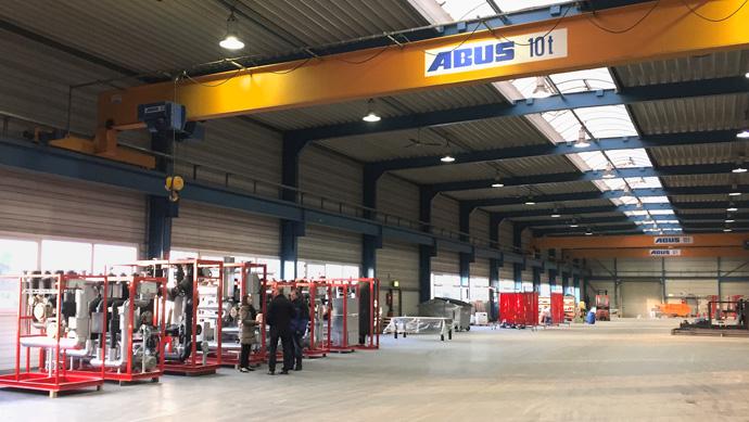 heat 11 manufacture goes productive – Achtung, frisch gestrichen!