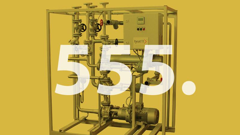 Time for gold: Der 555. Sekundärkreis