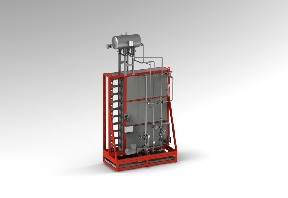 Elektrischer Erhitzer - Electric heater by heat 11 (Bielefeld, Germany)