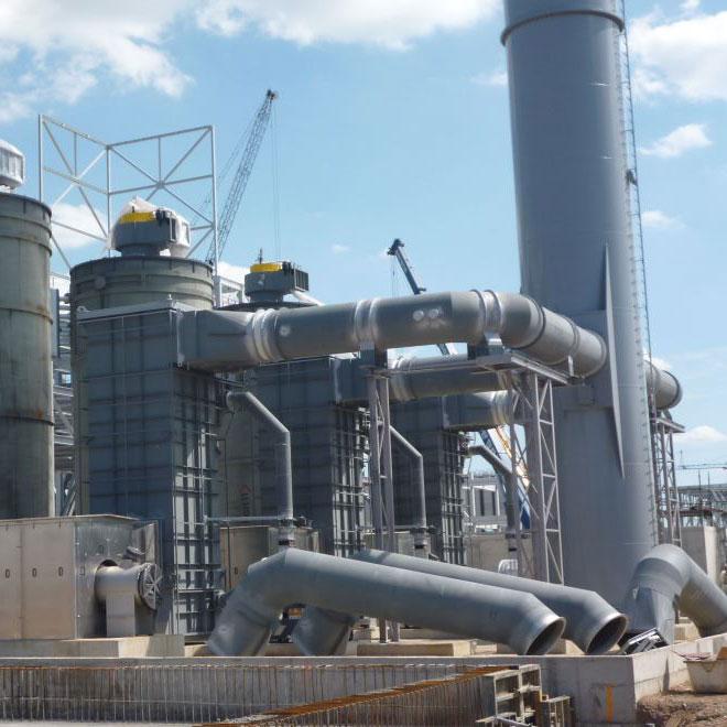Unser Anlagenbau ist Ausgelegt auf Qualität, Termintreue und Kosten. Our plant engineering is focused on quality, deadlines and costs.