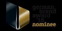 German Brand Award 2018 Nominee
