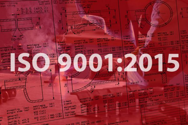 heat 11 on the home stretch to ISO 9001:2015
