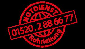 Notdienstnummer für das heat 11 Team Rohrleitungsbau und -Montagen