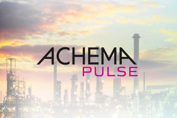 We are on(line) ACHEMA Pulse